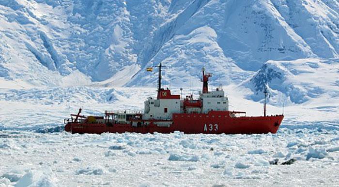 buque Hesperides